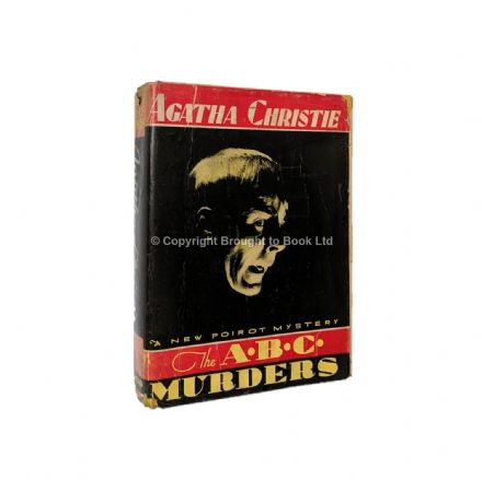 The ABC Murders by Agatha Christie First Edition Published Dodd Mead & Company 1936